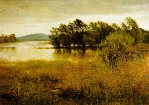 Chill October by John Everett Millais