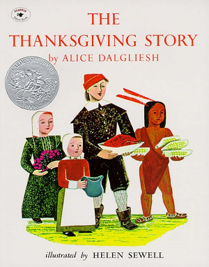 thanksgiving story by alice dalgliesh, thanksgiving story, children's books, children's stories about thanksgiving, alice dalgliesh thanksgiving