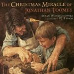 children's christmas books, books, children's literature, children's picture books about Christmas, christmas, family traditions, holiday books, holiday picture books, picture books, winter books, cranberry christmas, the message of the birds, the twelve days of christmas, christmas day in the morning, the story of holly and ivy, the christmas miracle of jonathan toomey, madeline's christmas, pearl s. buck, barbara cooney, ludwig bemelmans, the year of the perfect christmas tree, gloria houston, robert frost, stopping by woods on a snowy evening, susan jeffers, stranger in the woods, the glorious impossible, giotto, christmas in the country, cynthia rylant, wende devlin, Susan Wojciechowski, kate westerlund, The gift of the christmas cookies, the legend of the Christmas stocking, an orange for Frankie, Christmas farm, the legend of the candy cane, the polar e,press, the legend of three trees, Diane good's an American Christmas, Dandi Daley Mackall, Chris Van Allsburg, Lori Walburg, Rick Osborne, patricia pollaco, Mary Lyn Ray, angela Elwell hunt, tim jonke